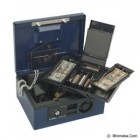CARL Cash Box [CB-8560] – Navy Blue